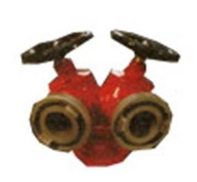 SNSS65型双阀双出口室内消火栓