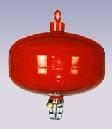 悬挂式自动干粉灭火装置