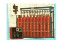 南通固定式CO2灭火系统