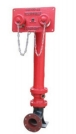 墙壁式消防水泵接合器